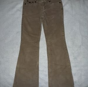 Aeropostale corduroy pants short